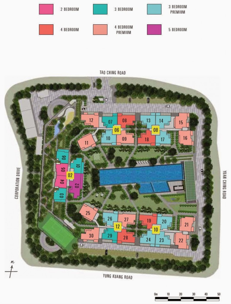 Lake life EC siteplan 2