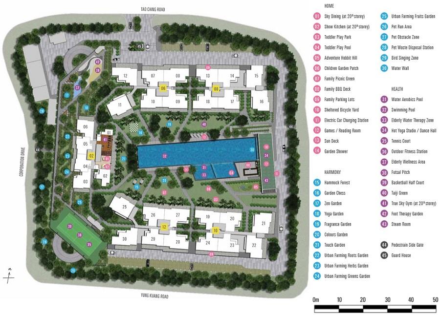 lake life ec siteplan
