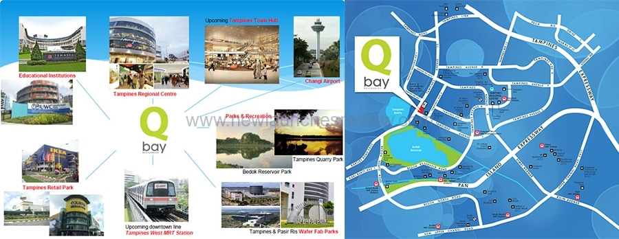 QBay Nearby