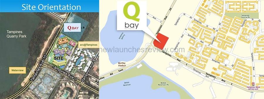 QBay Map