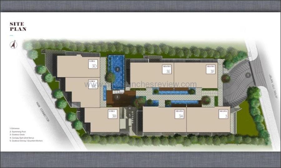 Villas at siglap Site