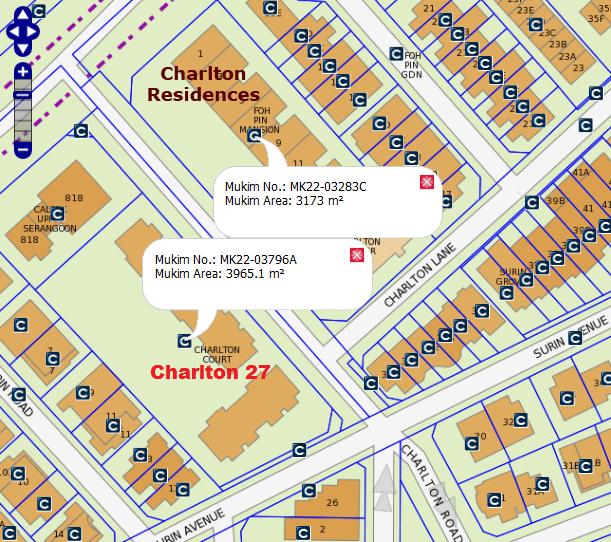 Charlton 27 Site