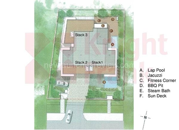 Duman Regency Site Plan