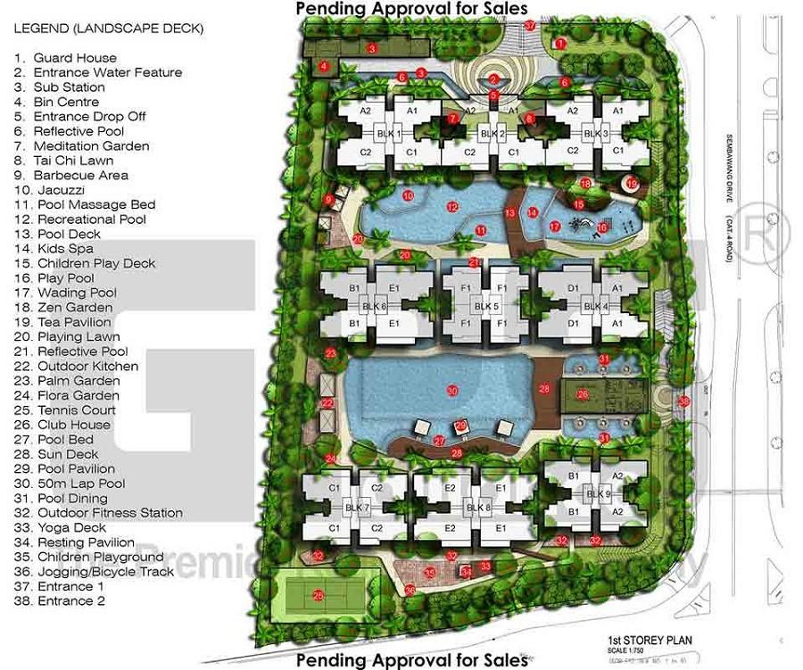 Skypark-residences-site-plan