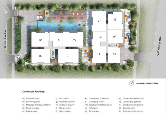 cambio-suites-site-plan