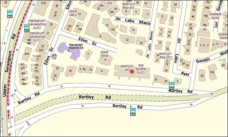 The Quinn Location