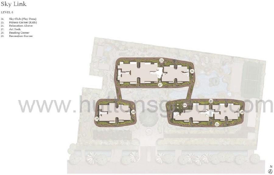 Tembusu Site Plan 1