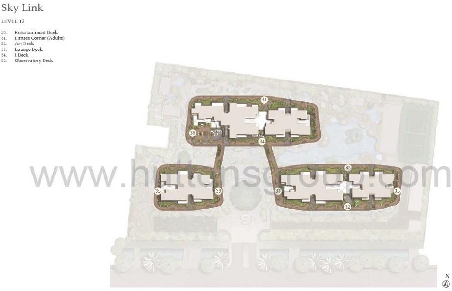 Tembusu Site Plan 2