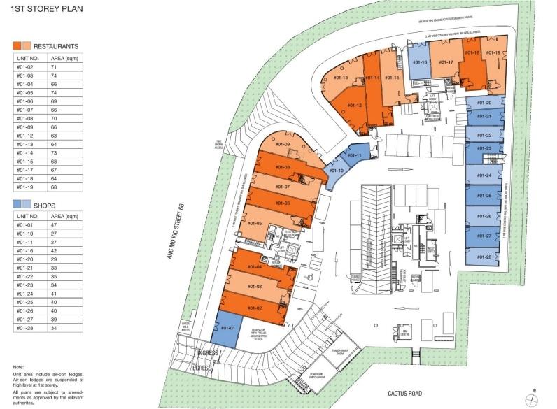 Site Plan Commercial