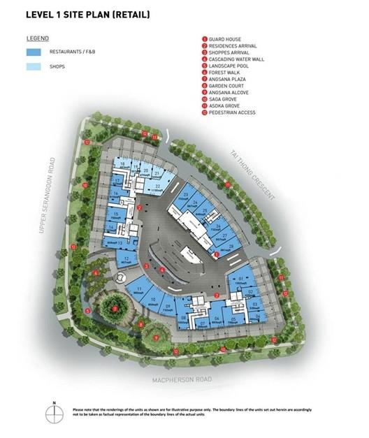Venue Site Plan