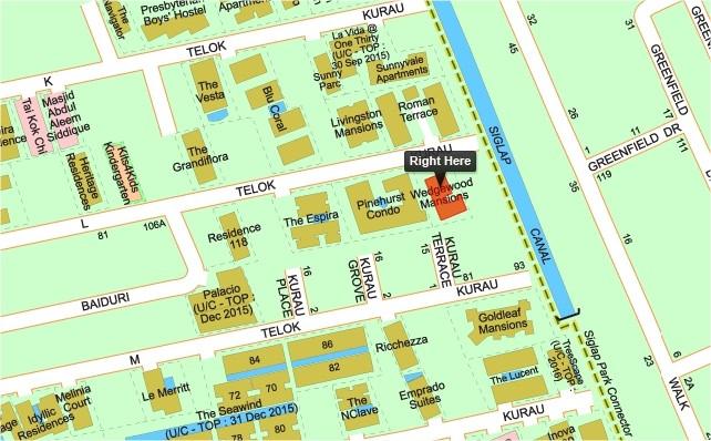 Lotus Ville Location