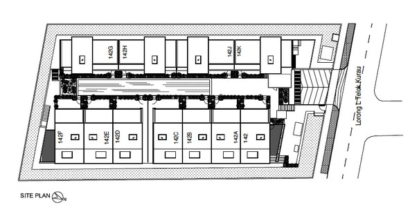 Lotus Ville Site Plan
