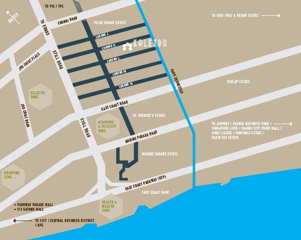 Kaleido Map
