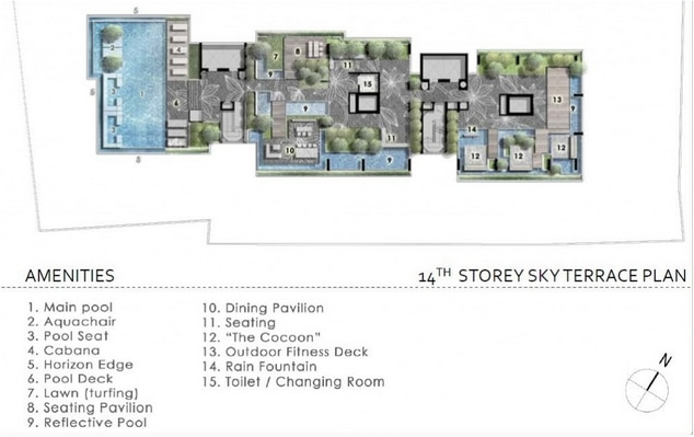 The Cape Site Plan 2