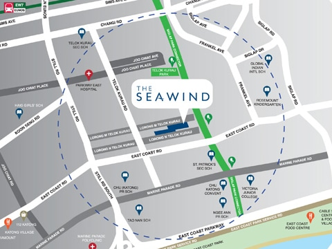 The Seawind Map
