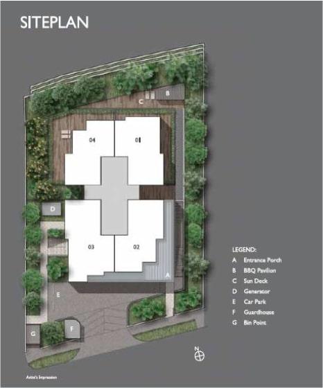 site plan peak cairnhill