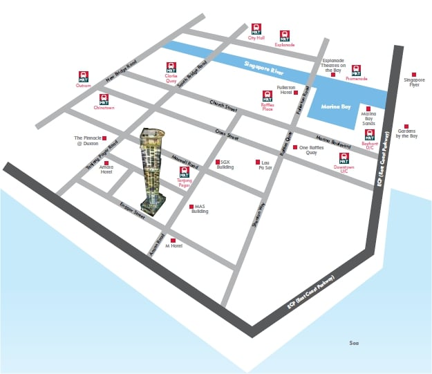 skysuites_anson map
