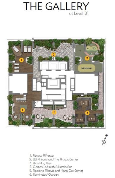 skysuites at anson site plan 2