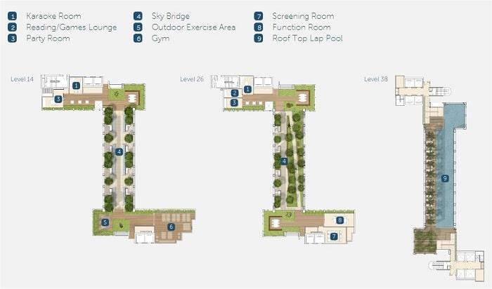 Sky Habitat Site Plan 1