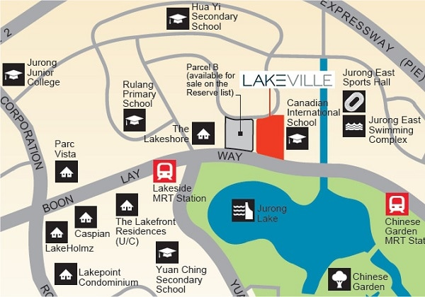 Lakeville Location