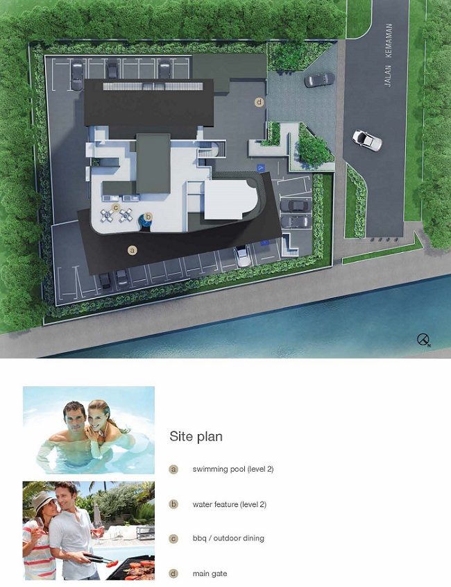 Neem Tree Site Plan