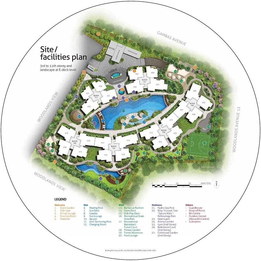Northwave EC Site Plan