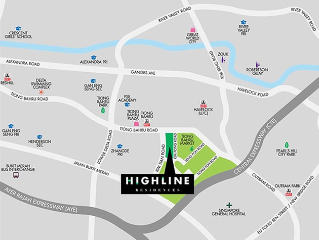 Highline Residences 2
