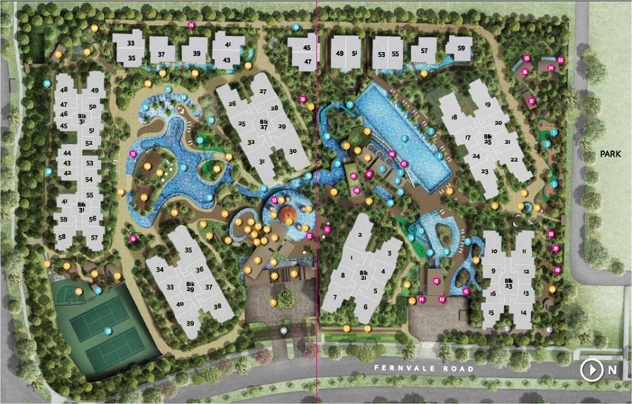 High Park Residences Site Plan 2