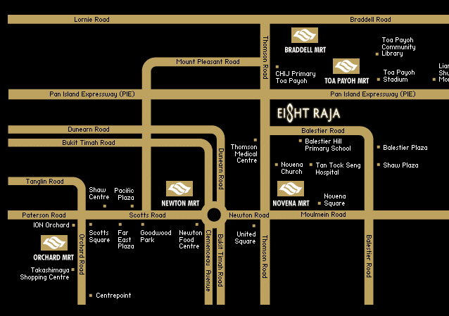 8-Raja-Location-map