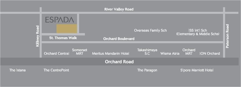 Espada Map