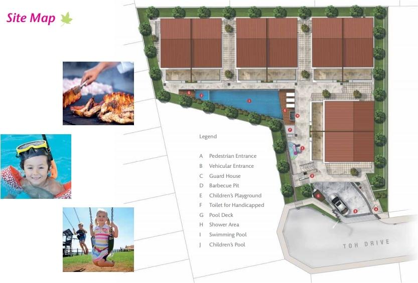 Victory Ville Site Plan