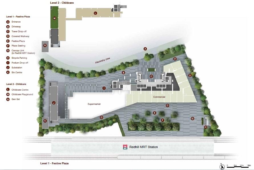 ARTRA Site Plan 1