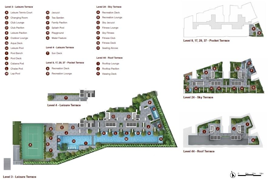 ARTRA Site Plan 2