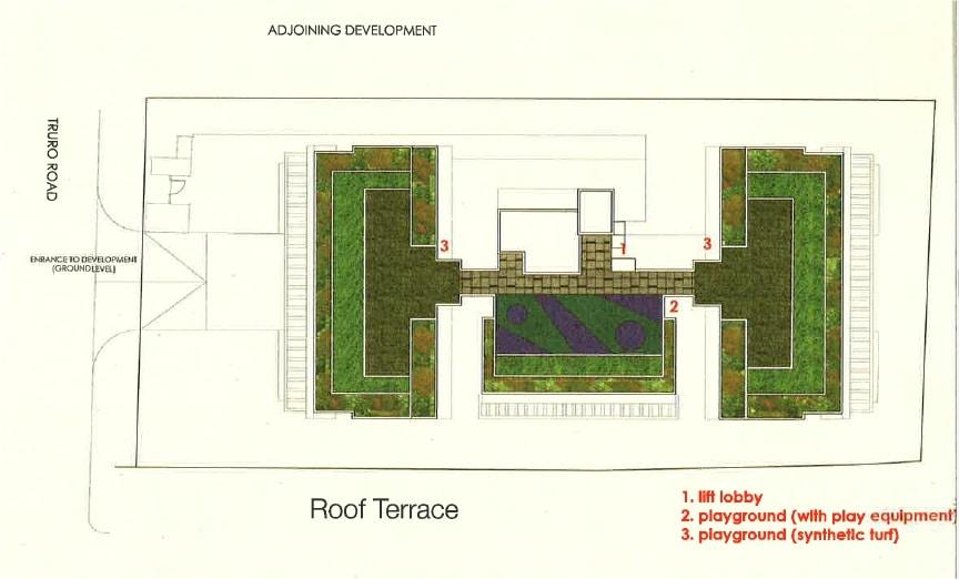 70@Truro Site Plan