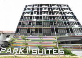 Park 1 Suites Site