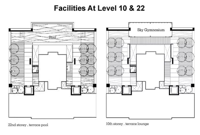 TwentyOne Angullia Site Plan 2