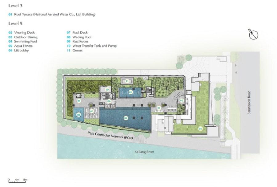 Jui Residences Site Plan 2