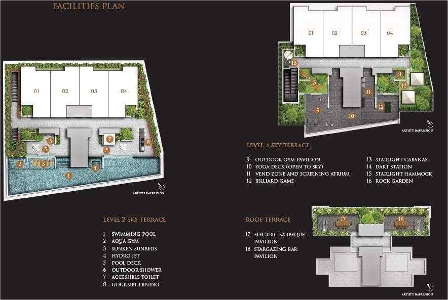 120 Grange Site Plan