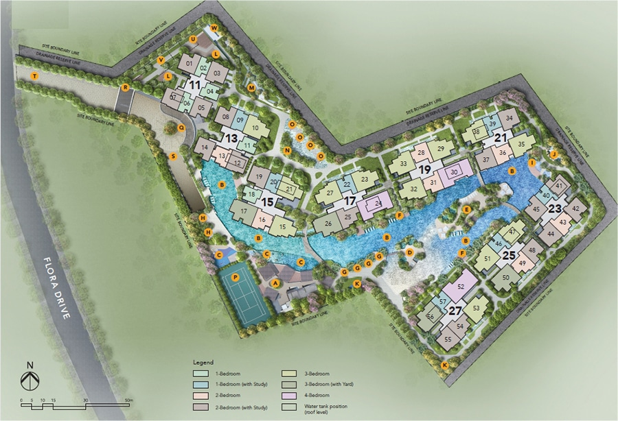 The Jovell Site Plan