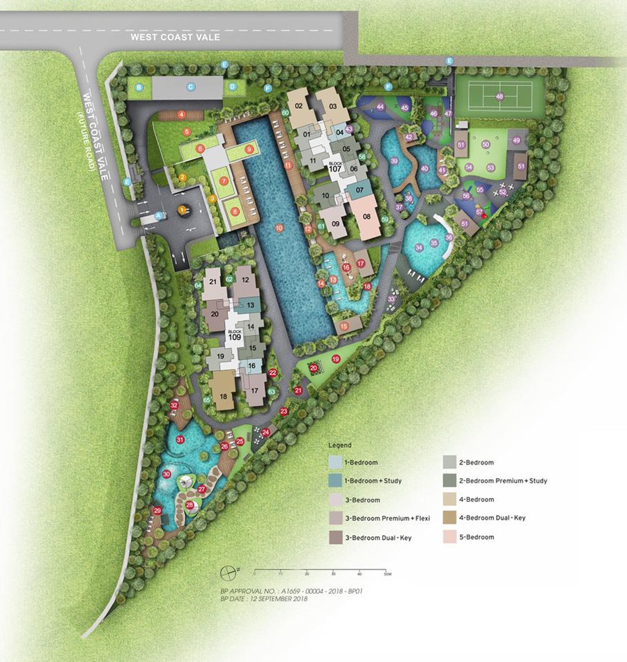 Whistler Grand Site Plan 1a