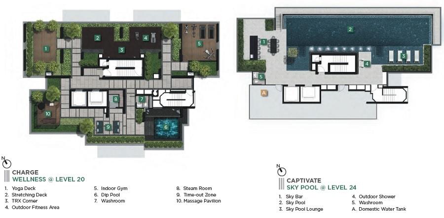 III Cuscaden Site Plan 3