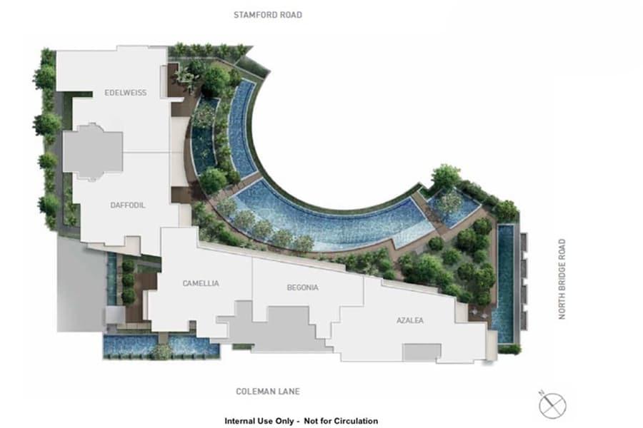 Eden Residences Capitol Site Plan