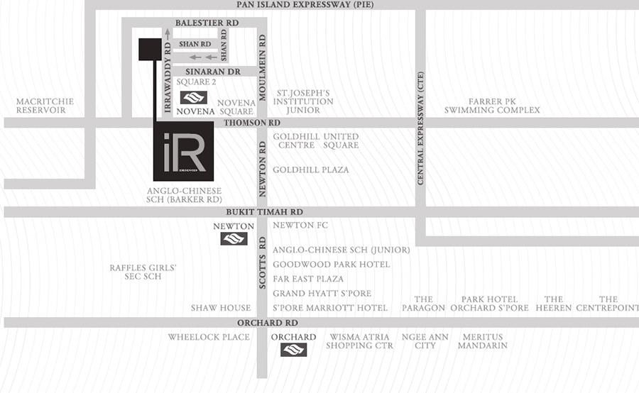 iResidences Map