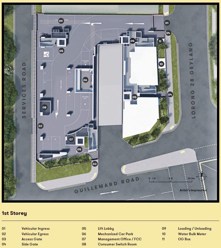 Noma Site Plan 1