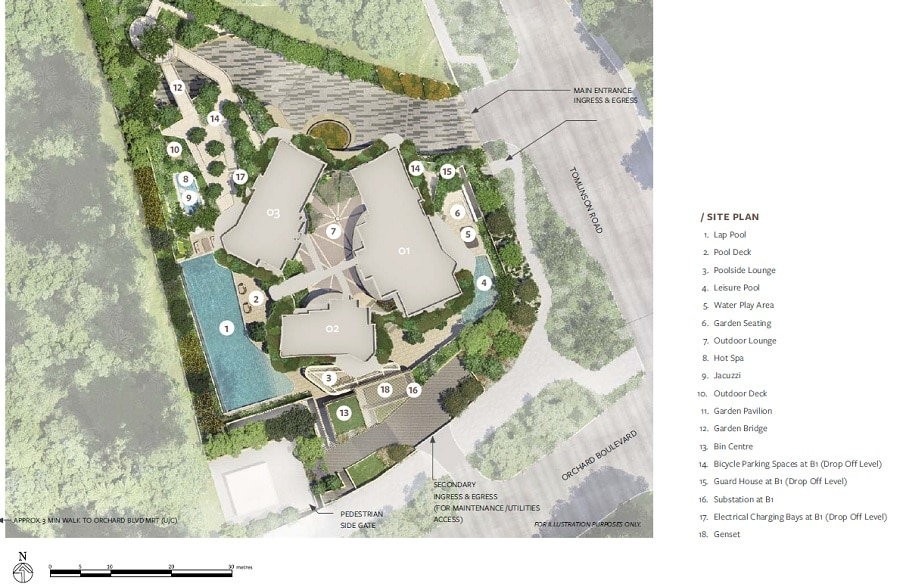 Park Nova Site Plan 1