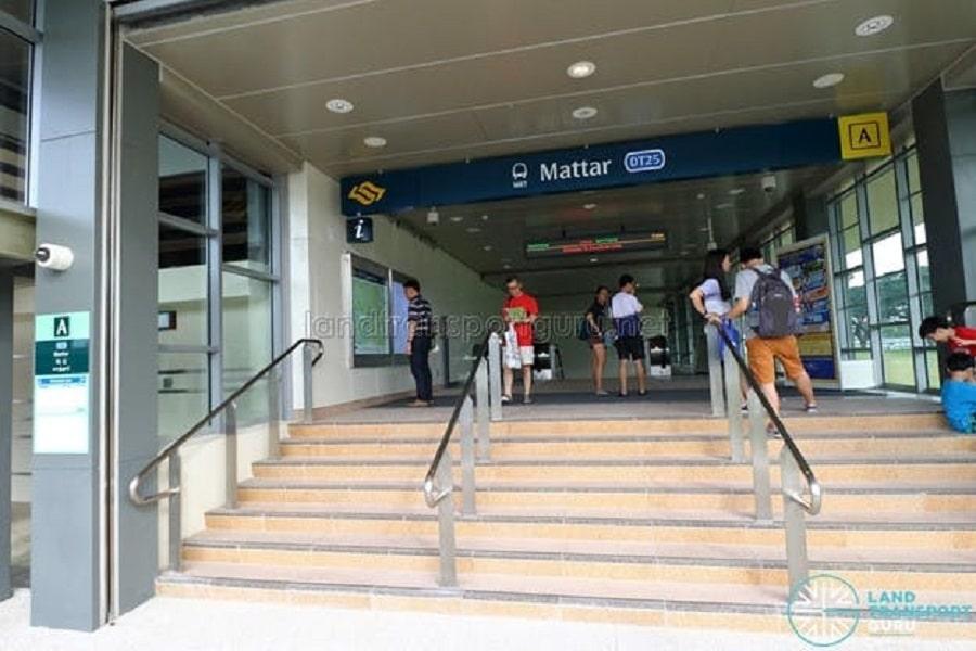 Mattar MRT Mattar Residence